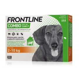 Frontline Comb Cani 2-10Kg 3 Pip 0,67Ml