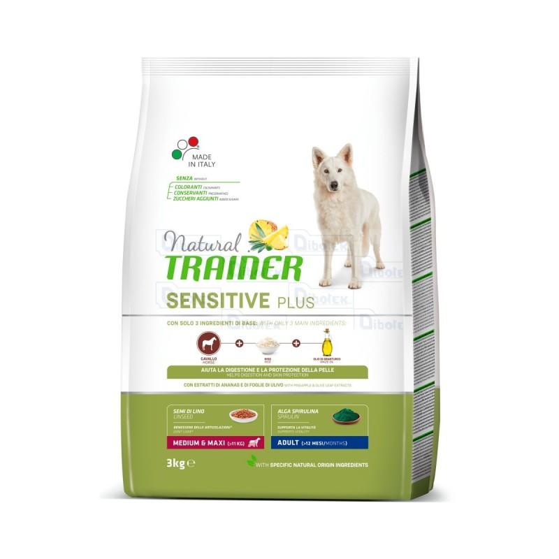Trainer - Fitness 3 Ad Med-Max Horse 3Kg