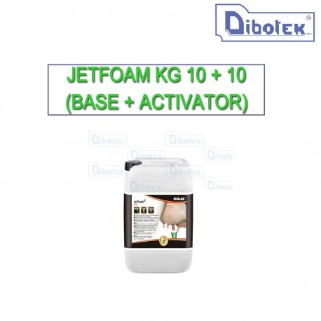 Jetfoam kg 10+10 (base + activator)