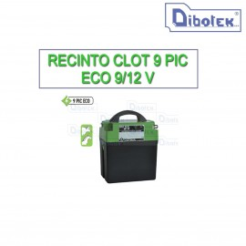 Recinto Clovic 9 Pic Eco