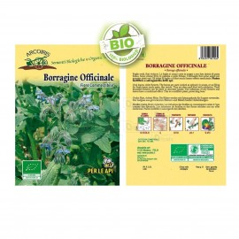 Borragine Officinale BIO