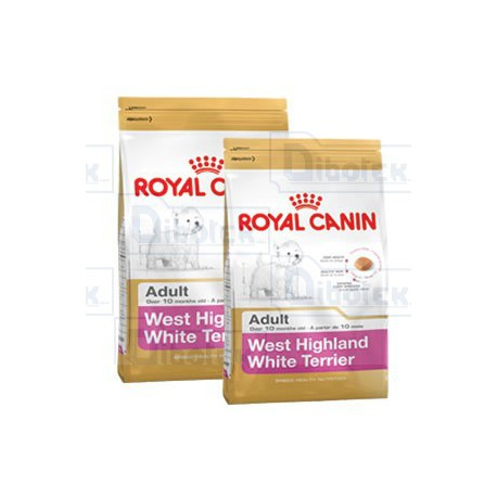 Royal Canin - Nutrizione per Razza West Highland White Terrier Adult 1,50kg