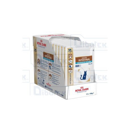 Royal Canin - Veterinary Diets Gastro Intestinal Moderate Calorie 100gr