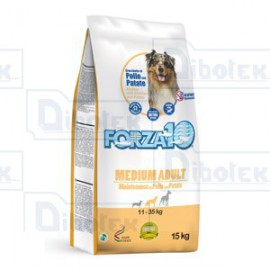 Forza10 - Maintenance Medium Adult con Pollo e Patate