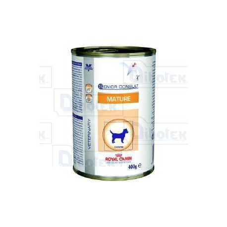 Royal Canin - Veterinary Diets Senior Consult Mature 400gr