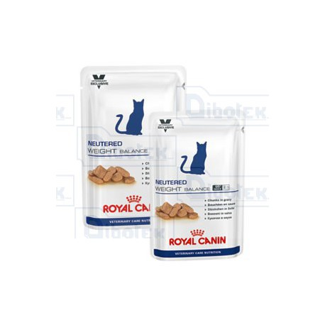 Royal Canin - Veterinary Diets Neutered Weight Balance 100gr