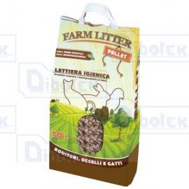 Demas - Farm Litter Pellet - 1 Lettiera 10 lt