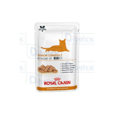 Royal Canin - Veterinary Diets Senior Consult Stage 2 100gr