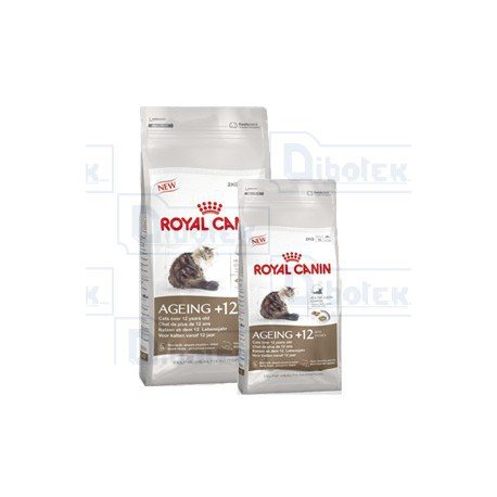 Royal Canin - Ageing +12 - 1 Sacco 2 kg