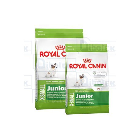 Royal Canin - X-Small Junior 1,5kg