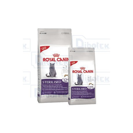 Royal Canin - Ageing Sterilised 12+ - 1 Sacco 2 kg