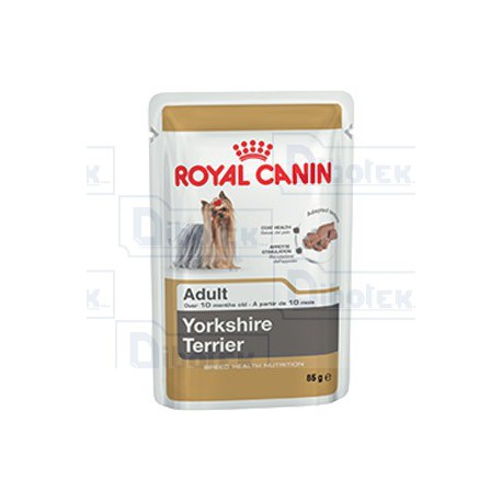 Royal Canin - Yorkshire Terrier Adult 85gr