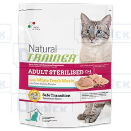 Natural Adult Sterilised con Carni Bianche Fresche