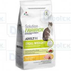Adult Solution Ideal Weight con Tacchino