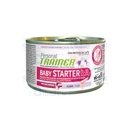 Trainer - Personal Baby Starter 135gr