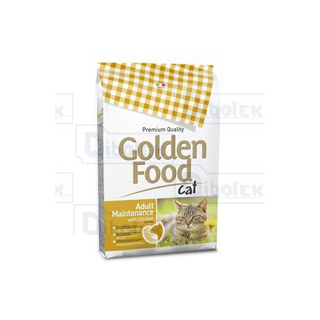 Golden Food Cat Adult Maintenance with Chicken