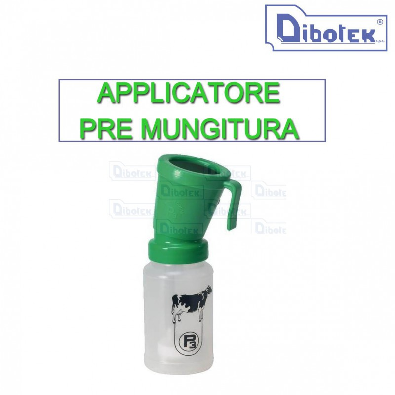 APPLICATORE X SCHIUMA PRE DIPPING