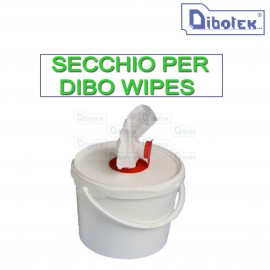 SECCHIO PER DIBO WIPES