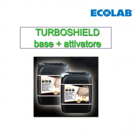 Turboshield kg. 20+20 (Base+Activator)