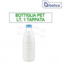 BOTTIGLIE 1000 ML PET CLEAR