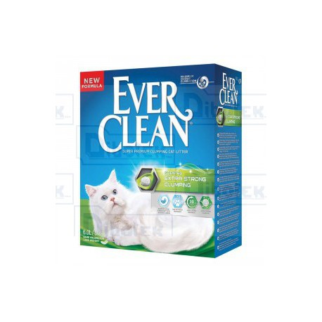 Ever Clean - Extra Strength Scented New Formula - 1 Lettiera 6 lt