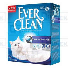 Ever Clean - Multi Crystals New Formula - 1 Lettiera 10 lt