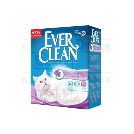 Ever Clean - Lavender New Formula - 1 Lettiera 10 lt