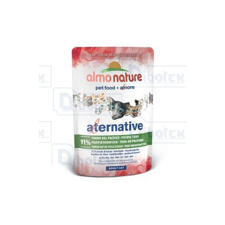 Almo Nature - Alternative Tonno del Pacifico - 1 Bustina 55 gr