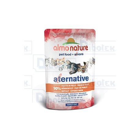 Almo Nature - Alternative Filetto di Pollo - 1 Bustina 55 gr