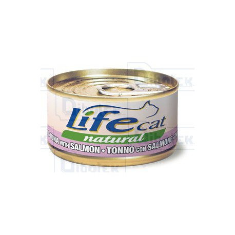 Life Cat Natural Pollo con Salmone