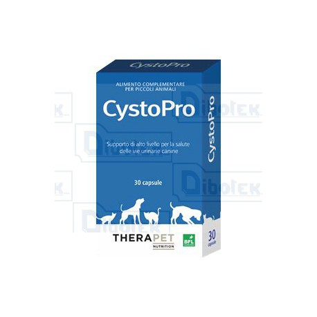 Bioforlife Therapet - CystoPro - Barattolo 30 cpr