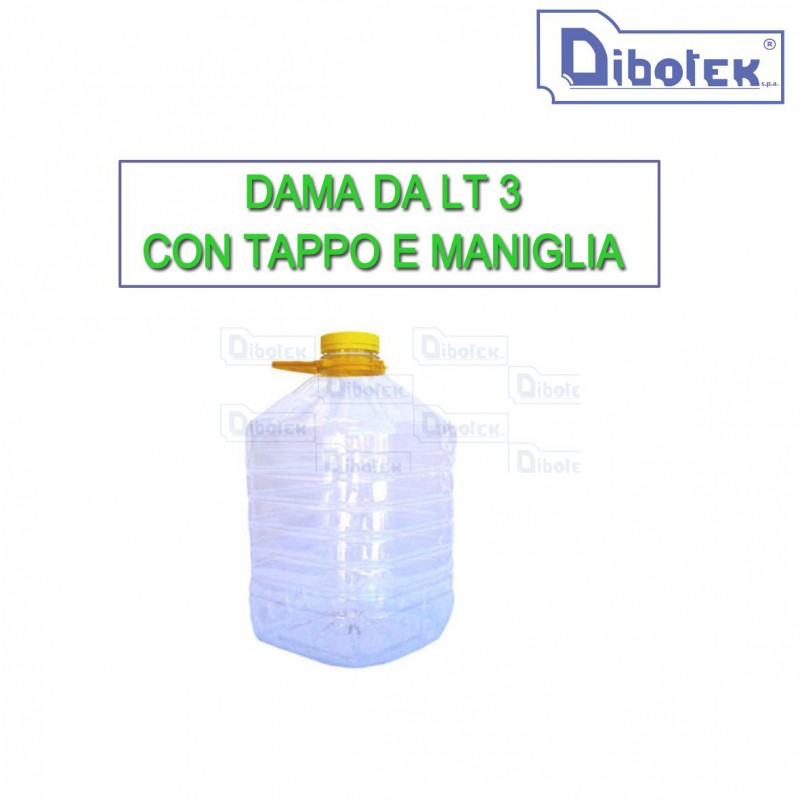 DAMA LT 3 IN PET