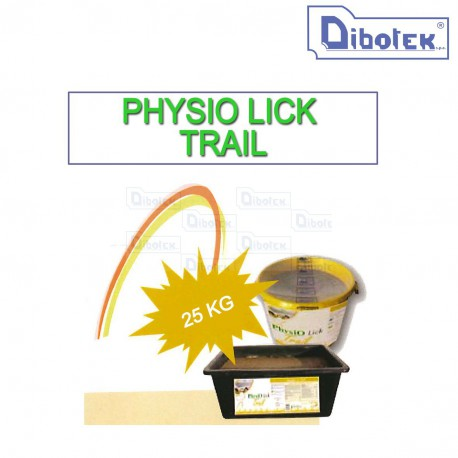 Physio lick trail