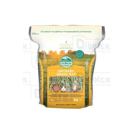 Oxbow Animal Health - Orchard Grass Hay - 1 Bustina 425 gr