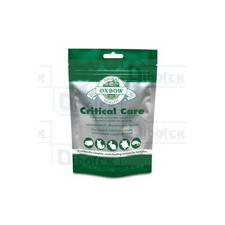 Oxbow Animal Health - Critical Care - 1 Bustina 141 gr