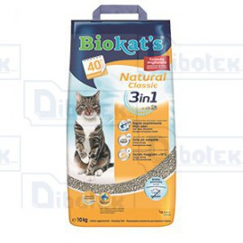 Biokat's Natural Classic 3in1