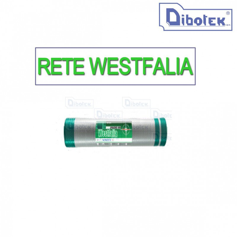 Rete Westfalia 2600mt