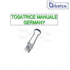 Tosatrice manuale germany
